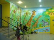 Художественная роспись стен,  различных поверхностей.