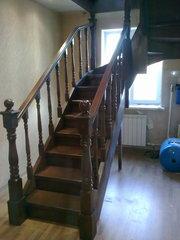 Лестницы (металл, дерево, камень)