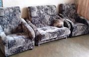 Продам б/у диванчик + 2 кресла. Нижний Тагил. Вагонка.