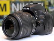Продам зеркальный фотоаппарат Nikon d5100 состояние нового