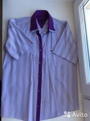 Новая Рубашка Tommy Hilfigger. Размер 46- 48