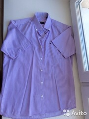 Новая Рубашка Tommy Hilfiger Размер 46-48